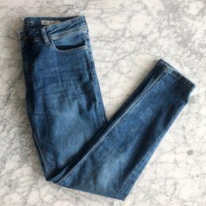 Zara Midrise Skinny Jeans